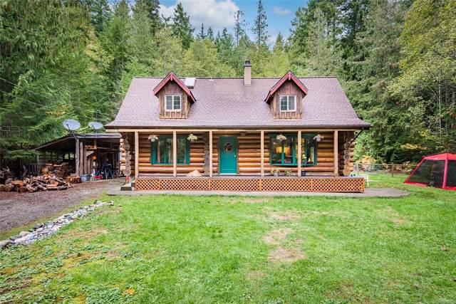 4758 Forbidden Plateau Rd, Courtenay, BC V9J 1R3 (MLS #888816) :: Call Victoria Home