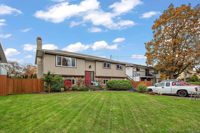 4427 Majestic Dr, Saanich, BC V8N 3H6 (MLS #888825) :: Day Team Realty
