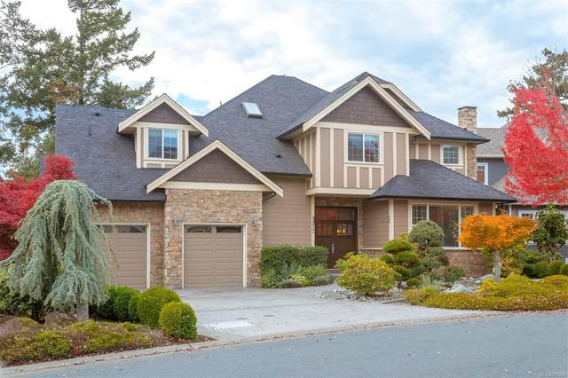1277 Rockhampton Close, Langford, BC V9B 6X5 (MLS #888845) :: Call Victoria Home