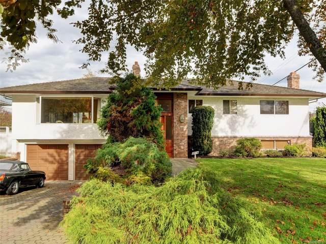 2174 Kendal Ave, Oak Bay, BC V8P 1S2 (MLS #888875) :: Call Victoria Home