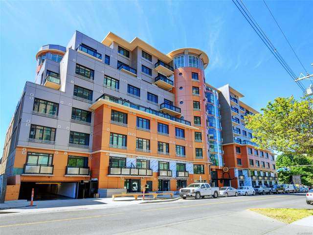 1029 View St #813, Victoria, BC V8V 4Y3 (MLS #888881) :: Day Team Realty