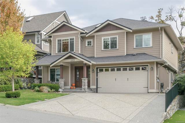 2187 Stone Gate, Langford, BC V9B 0B9 (MLS #888886) :: Call Victoria Home