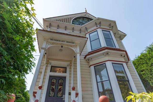 867 Humboldt St, Victoria, BC V8V 2Z6 (MLS #888922) :: Call Victoria Home
