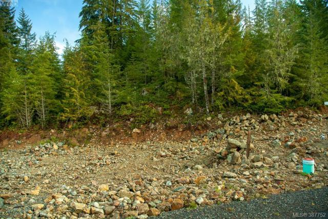 Lot 16 Trailhead Way, Malahat & Area, BC A1A 1A1 (MLS #387752) :: Day Team Realtors