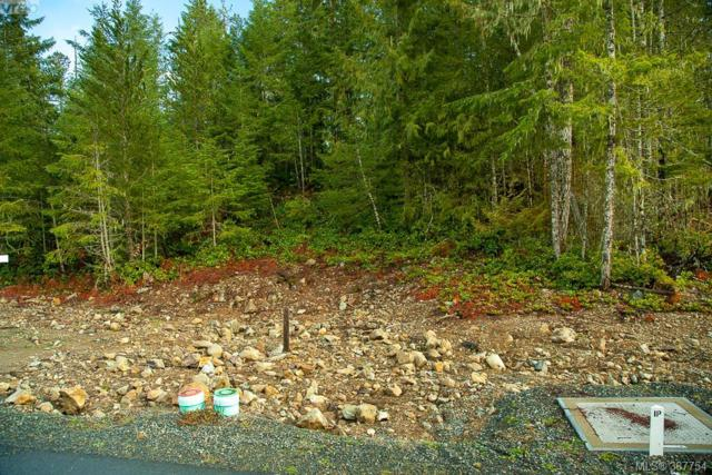 Lot 17 Trailhead Way, Malahat & Area, BC A1A 1A1 (MLS #387754) :: Day Team Realtors
