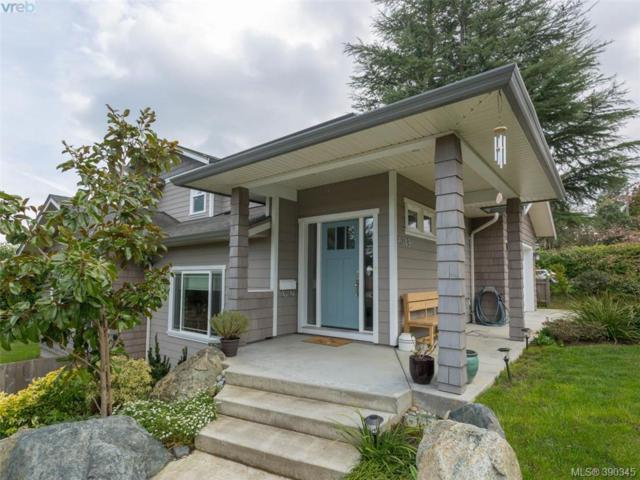 6749 Barbara Dr, Victoria, BC V8Z 5X3 (MLS #390345) :: Day Team Realtors