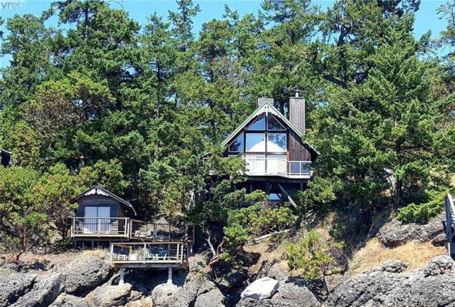 33 Secret Island, Salt Spring Island, BC V8K 2W4 (MLS #396967) :: Day Team Realtors