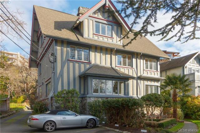 349 Foul Bay Rd E, Victoria, BC V8S 4G6 (MLS #404936) :: Day Team Realtors