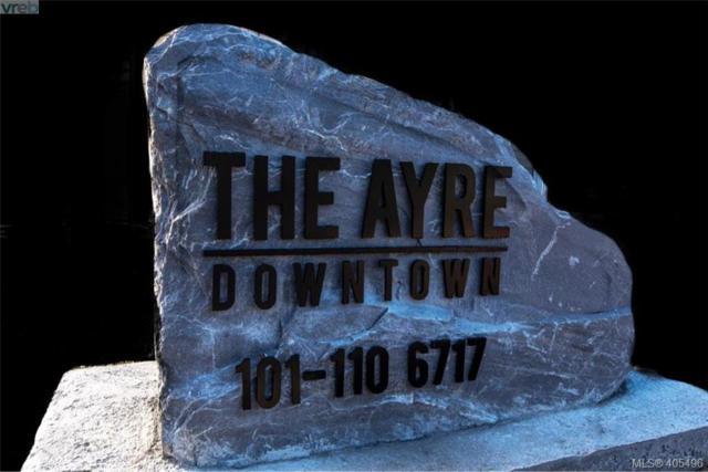 6717 Ayre Rd #110, Sooke, BC V9Z 0H1 (MLS #405496) :: Day Team Realtors