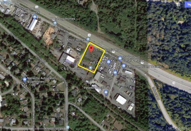 7373 Industrial Rd, Lantzville, BC V0R 2H0 (MLS #406545) :: Day Team Realty