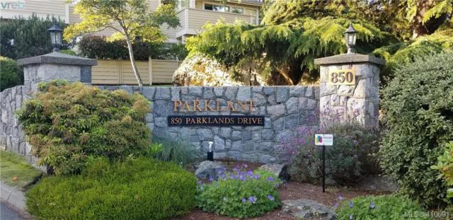 850 Parklands Dr #7, Victoria, BC V9A 7L9 (MLS #410691) :: Live Victoria BC