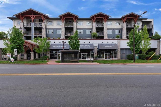 2655 Sooke Rd #408, Victoria, BC V9C 3N8 (MLS #410838) :: Live Victoria BC