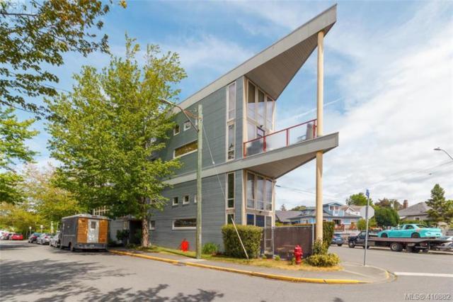 407 William St #2, Victoria, BC V9A 3Y8 (MLS #410882) :: Live Victoria BC