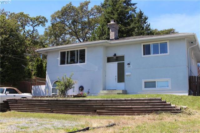 3880 Cedar Hill Rd, Victoria, BC V8P 3Z6 (MLS #411700) :: Live Victoria BC