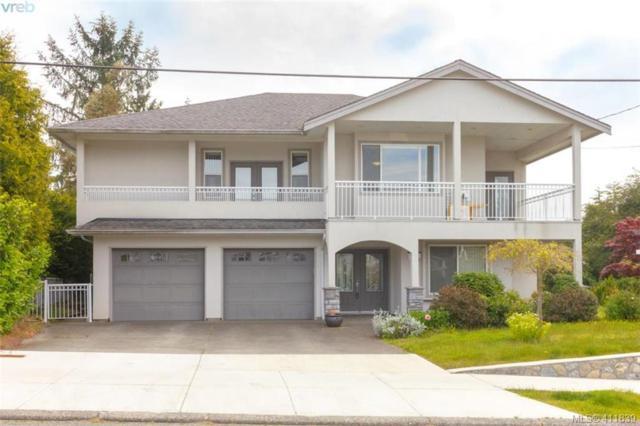 1611 Mortimer St, Victoria, BC V8P 3A7 (MLS #411839) :: Live Victoria BC