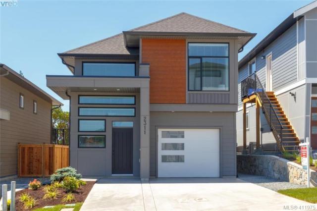 2311 Azurite Cres, Victoria, BC V9B 0T9 (MLS #411975) :: Live Victoria BC