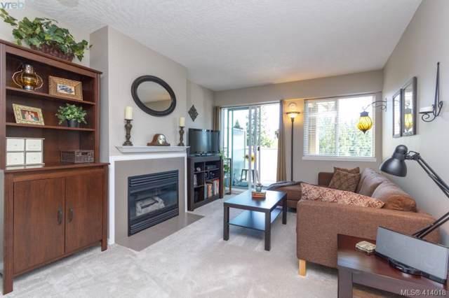 7143 West Saanich Rd #204, Central Saanich, BC V8M 1P7 (MLS #414018) :: Live Victoria BC