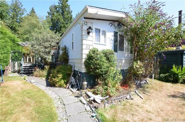 2357 Sooke River Rd #22, Egmont, BC V0N 1N0 (MLS #414444) :: Day Team Realty