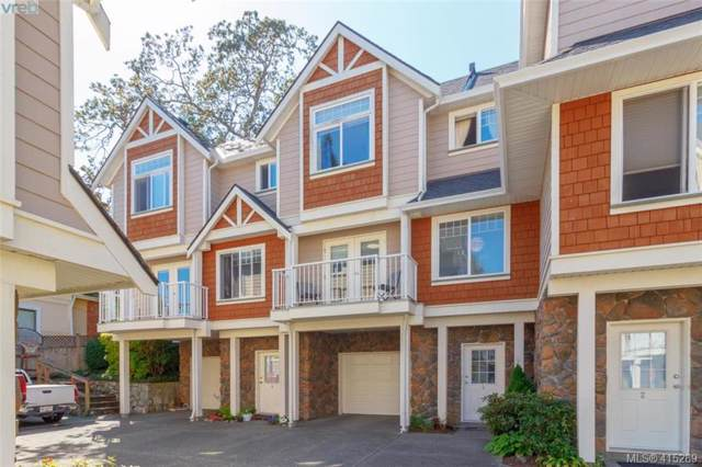 2921 Cook St #3, Victoria, BC V8T 3S6 (MLS #415289) :: Day Team Realty