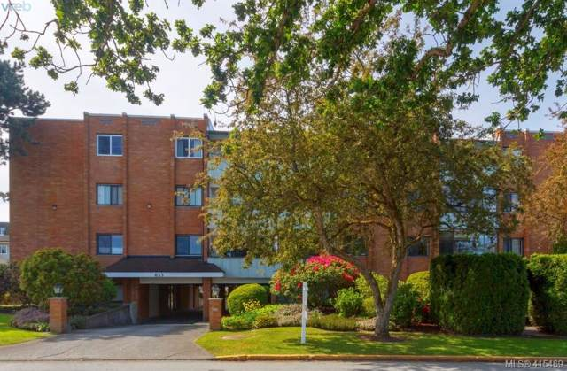 853 Selkirk Ave #305, Victoria, BC V9A 2T7 (MLS #415469) :: Day Team Realty