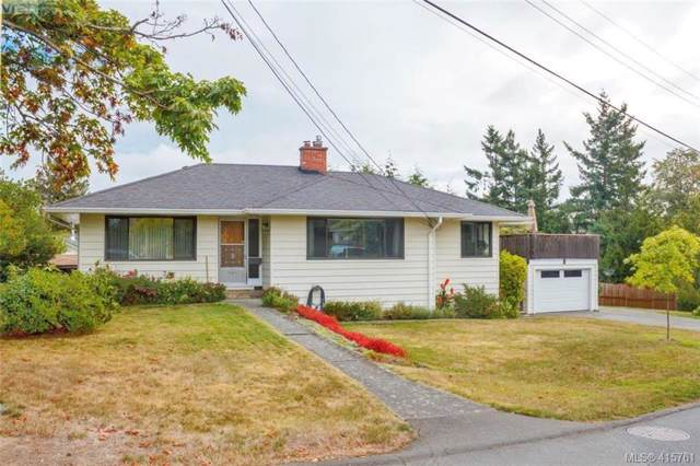 346 Arnot Ave, Victoria, BC V9A 2H4 (MLS #415761) :: Day Team Realty