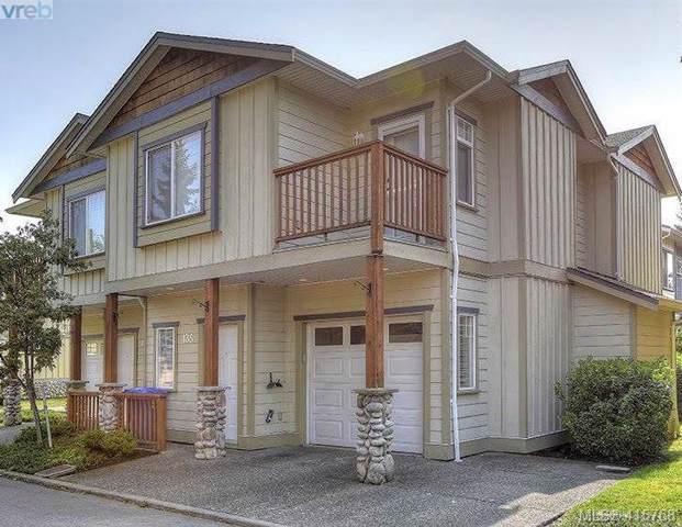951 Goldstream Ave #135, Victoria, BC V9B 2Y2 (MLS #415768) :: Day Team Realty