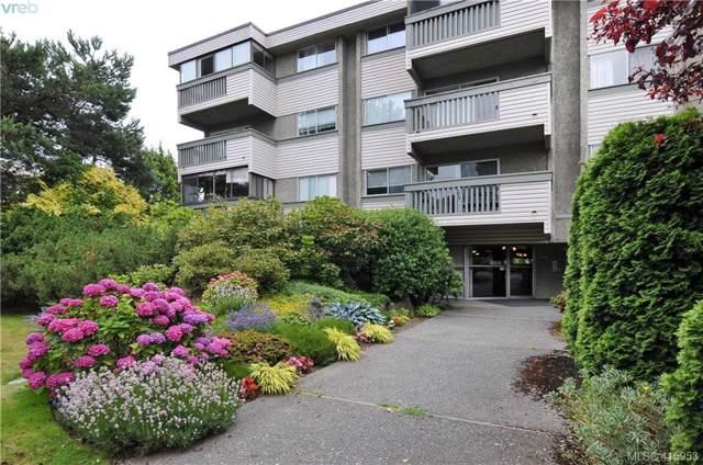 1525 Hillside Ave #211, Victoria, BC V8T 2C1 (MLS #415953) :: Day Team Realty