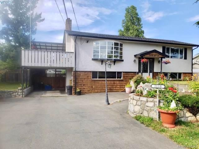 2110 Skylark Lane, Sidney, BC V8L 1Y4 (MLS #416041) :: Live Victoria BC