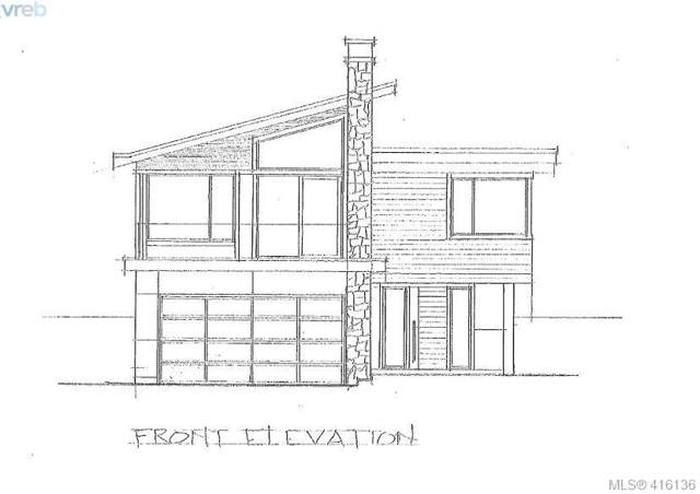 Lot 2 Lakeview Ave, Victoria, BC V8X 1Z3 (MLS #416136) :: Day Team Realty