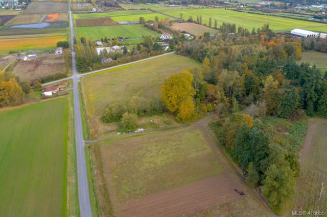 Lot A Martindale Rd, Central Saanich, BC V8M 1Y2 (MLS #416655) :: Day Team Realty