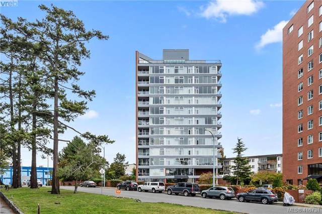 327 Maitland St #506, Victoria, BC V9A 7G7 (MLS #416731) :: Day Team Realty