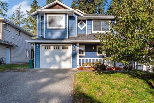 25 Stoneridge Dr, Victoria, BC V9B 6M4 (MLS #416942) :: Day Team Realty