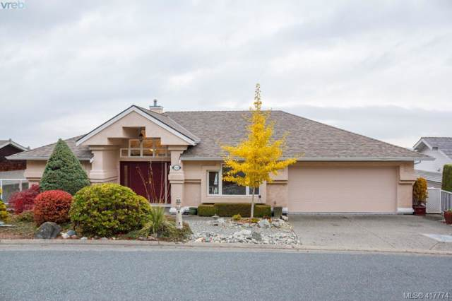 3540 Ocean View Cres, Malahat & Area, BC V0R 1L1 (MLS #417774) :: Day Team Realty