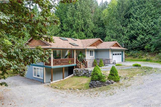 5681 Hammond Bay Rd, Nanaimo, BC V9T 5N2 (MLS #419526) :: Day Team Realty