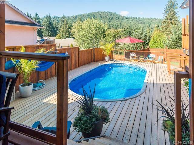 3662 Holland Ave, Malahat & Area, BC V0R 1L3 (MLS #421386) :: Day Team Realty