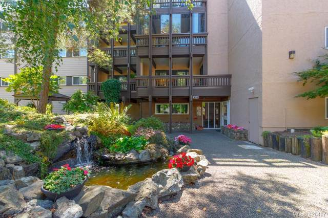 1020 Esquimalt Rd #306, Victoria, BC V8Z 6W7 (MLS #428407) :: Day Team Realty