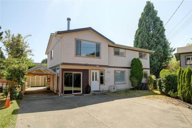 1585 Sheridan Ave, Saanich, BC V8P 3B2 (MLS #851017) :: Day Team Realty