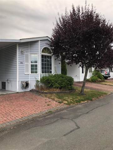 7583 Central Saanich Rd #104, Central Saanich, BC V8M 2B6 (MLS #852448) :: Day Team Realty