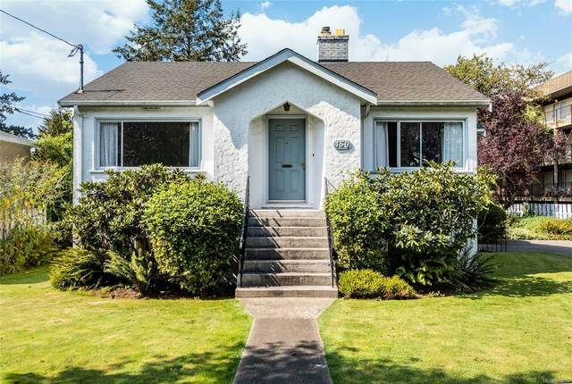 450 Lampson St, Esquimalt, BC V9A 5Z3 (MLS #855510) :: Day Team Realty