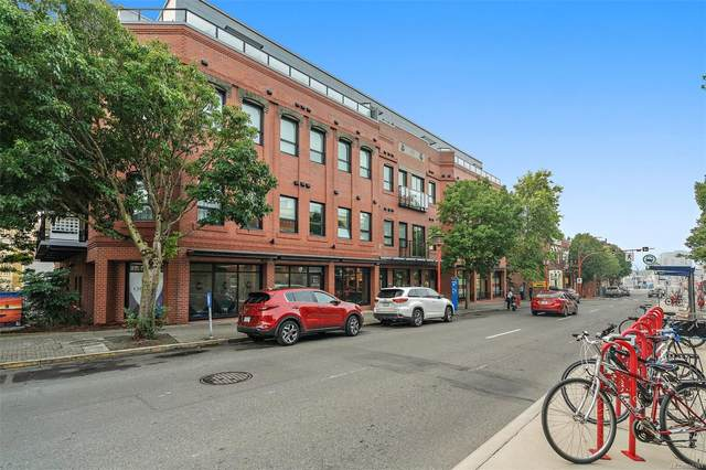 595 Pandora Ave #208, Victoria, BC V8W 1N5 (MLS #856161) :: Day Team Realty