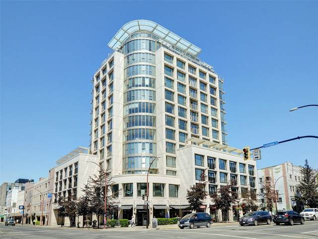 760 Johnson St #408, Victoria, BC V8W 0A4 (MLS #856297) :: Day Team Realty