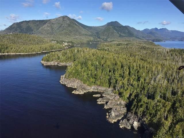 SL 37 Hot Springs Oceanside, Tofino, BC V0R 2Z0 (MLS #857515) :: Call Victoria Home