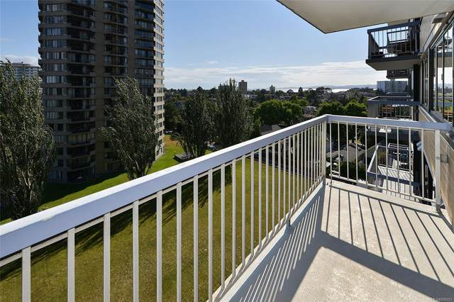 647 Michigan St #808, Victoria, BC V8V 5A3 (MLS #858222) :: Day Team Realty