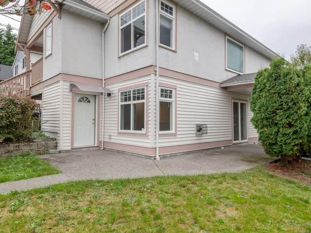 640 Milton St, Nanaimo, BC V9V 1K9 (MLS #858227) :: Day Team Realty