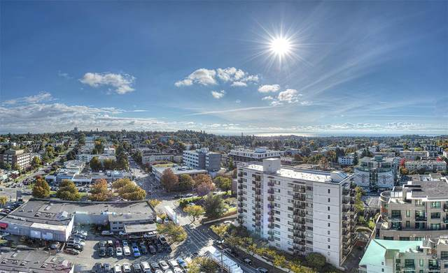 1020 View St #1704, Victoria, BC V8V 4Y4 (MLS #858936) :: Day Team Realty