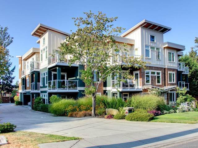 2415 Amherst Ave #204, Sidney, BC V8L 2H1 (MLS #862726) :: Day Team Realty