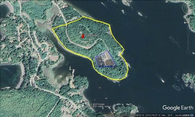 LT543 Helen Rd, Ucluelet, BC V0R 3A0 (MLS #863125) :: Pinnacle Homes Group
