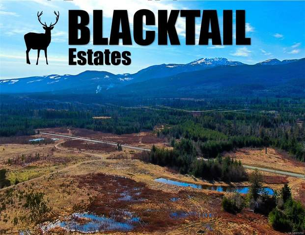 Lot 8 Blacktail Rd, Qualicum Beach, BC V9K 2L7 (MLS #870790) :: Call Victoria Home