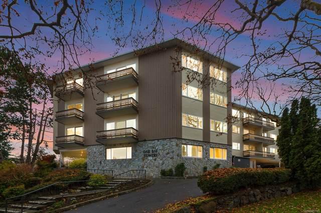 1400 Newport Ave #214, Oak Bay, BC V8S 5E9 (MLS #871145) :: Call Victoria Home