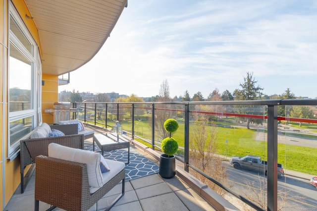 935 Cloverdale Ave #307, Saanich, BC V8X 2T4 (MLS #871310) :: Call Victoria Home